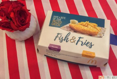 McDonald's Fish & Fries: For the Lenten Season