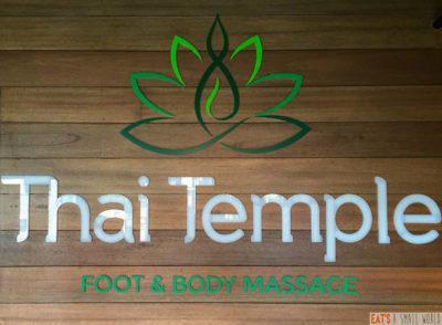 Rejuvenate at Thai Temple Spa