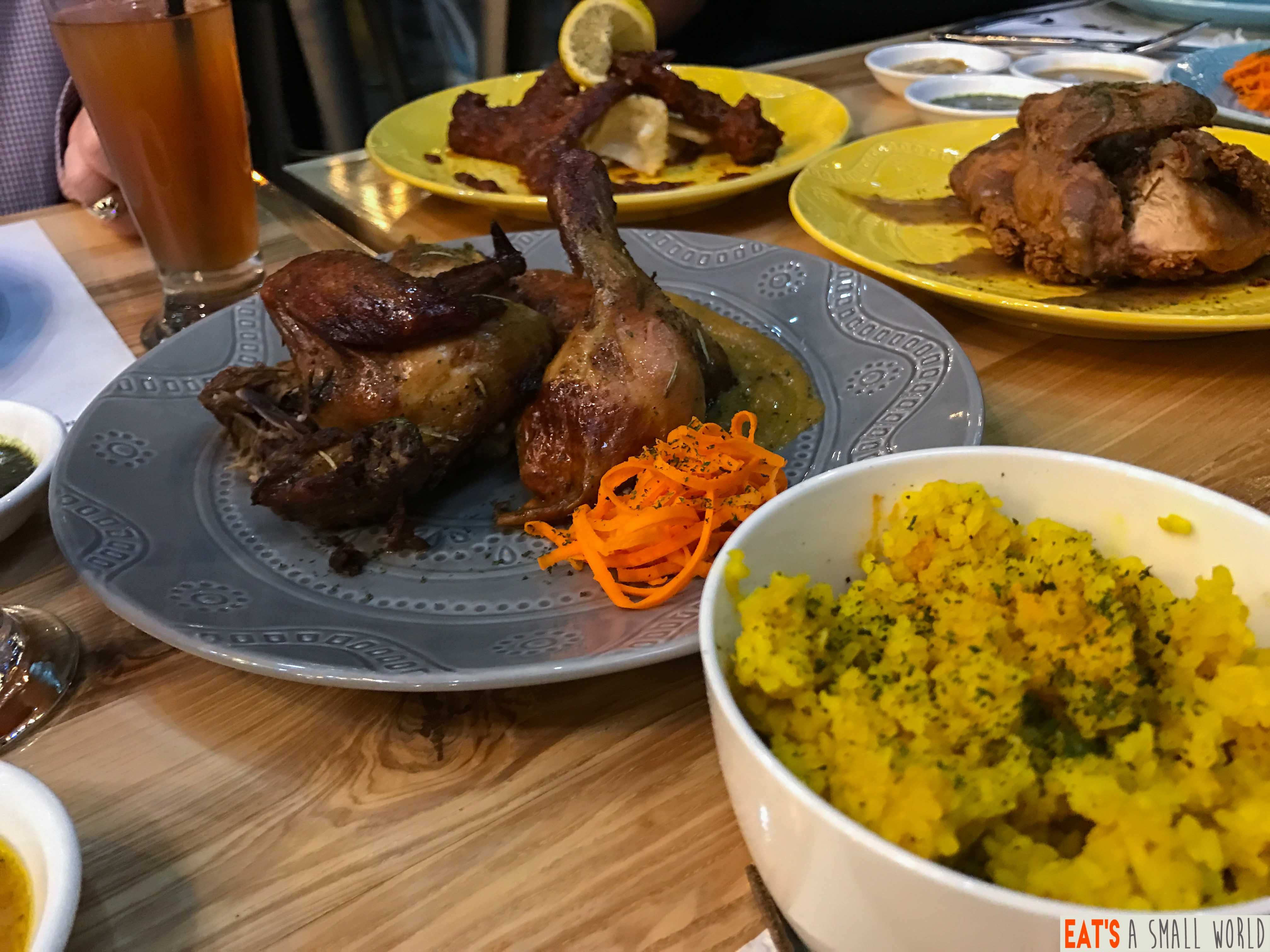 Palm Grill: Tomas Morato's Best Chicken Dishes