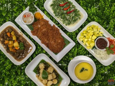 Organic Filipino Food in Quezon City