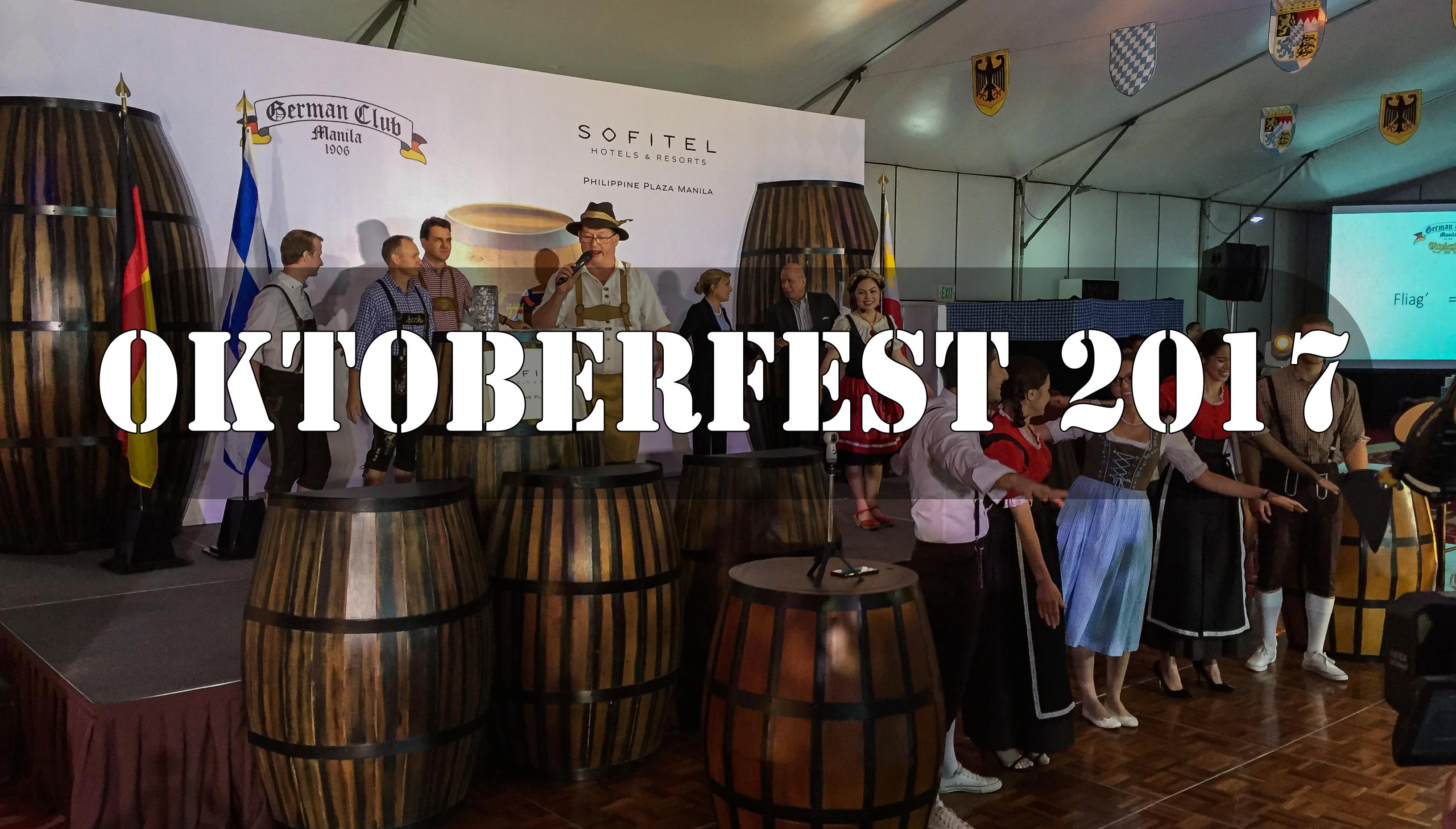 Whether you like beer or not: why would you want to attend Oktoberfest Manila 2017?