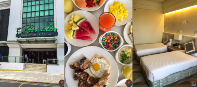 Unforgettable Stay and Gastronomic Experience at Hotel Benilde