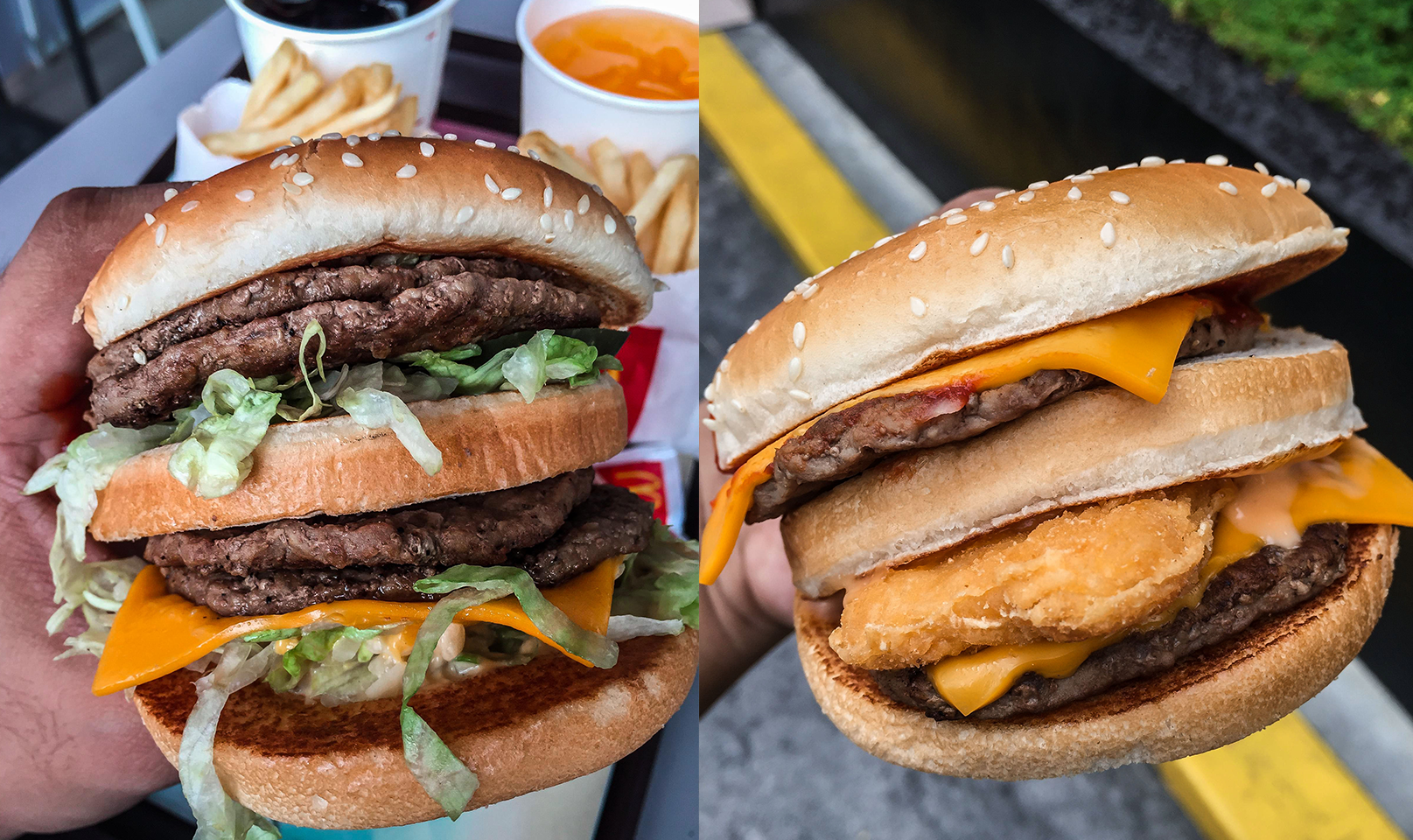 McDonald's Secret Menu with The BCB and Double Big Mac: Out Now!