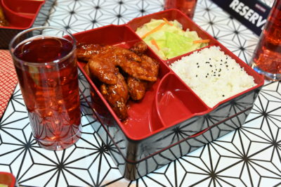 NEW: There's Sriracha, Teriyaki and Black Pepper Wings at Tokyo Tokyo!