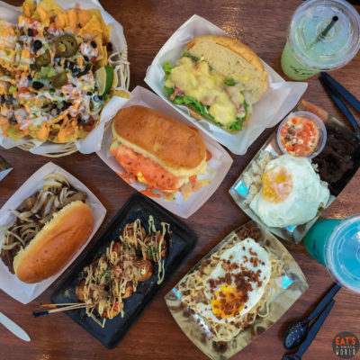 Open Kitchen: A New Food Park in Cubao