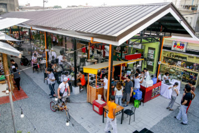 Buendia Food by the Court: Makati's First Food Park