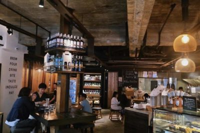 5 Coffee Places with Great Food