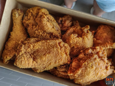 There's a New King of Fried Chicken!