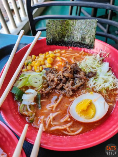All New Beef Tomato Ramen by Tokyo Tokyo
